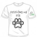 Są! Nareszcie nasze fundacyjne koszulki!